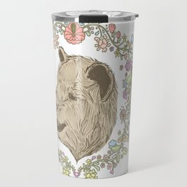 I love you beary much. Travel Mug