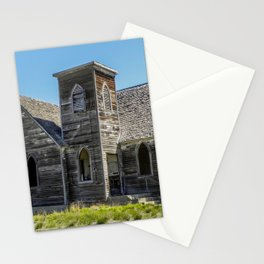 Milk River Valley Church, Hill County, Montana Stationery Cards