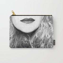 Portrait Half Carry-All Pouch