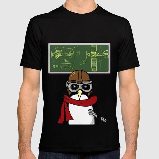 Little Penguin, Big Plans T-shirt
