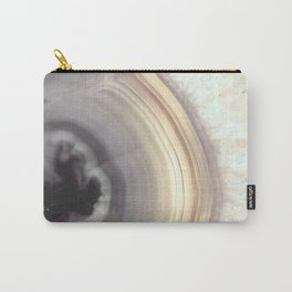 Taupe Agate Carry-All Pouch