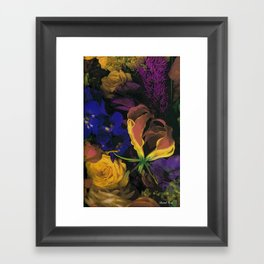 The Simplicity of Beauty 2 Framed Art Print