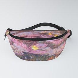 Claude Monet Water Lillies 1917 Fanny Pack
