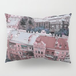 Kiev city Pillow Sham