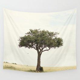 tree hugger::kenya Wall Tapestry