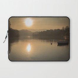 Sunset in my heart Laptop Sleeve