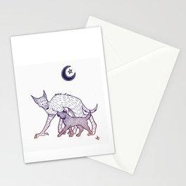 Remus & Sirius Stationery Cards