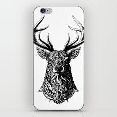 Ornate Buck iPhone & iPod Skin
