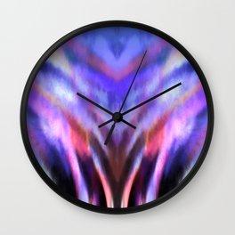 Circus Twirl Wall Clock
