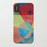 volleyball iPhone & iPod Cases featuring Beach Volleyball by Fernando Vieira