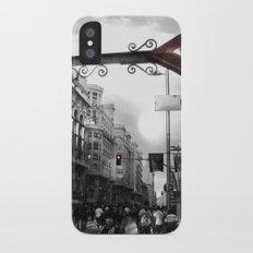 Gran Via-Madrid Slim Case iPhone X
