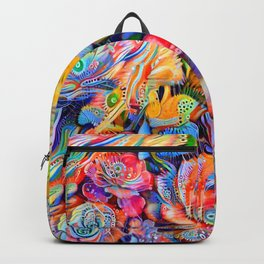 Escheveria Delight Backpack