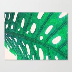Foliage V2 #society6 #decor #lifestyle Canvas Print