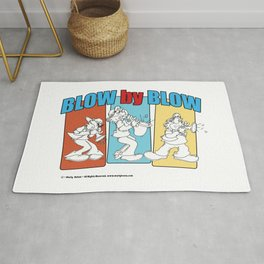 Blow By Blow Rug