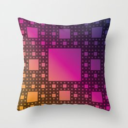 Wacław's Miracle Rug Throw Pillow