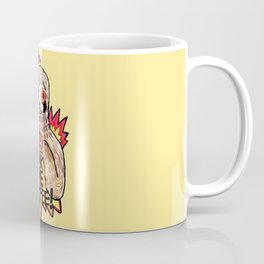 sloth drink more coffee Coffee Mug