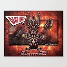 The Sauron concept! Canvas Print