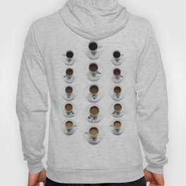 Shades of Coffee Hoody