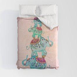 LUCKY ELEPHANTS Comforters