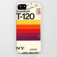vhs iPhone (5, 5s) Slim Case