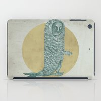 onesie iPad Cases featuring Fish by BLEH collective