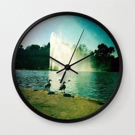 If You're a Bird, I'm a Bird  Wall Clock