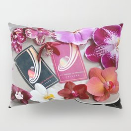 A Collector's Plate Pillow Sham