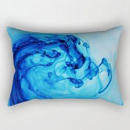 Sea Wave III Rectangular Pillow
