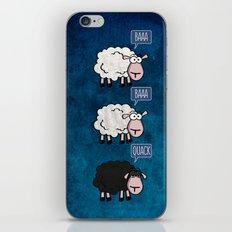Bored Sheep iPhone & iPod Skin