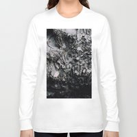 iceland Long Sleeve T-shirts featuring iceland by Anna Levina