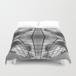 Visions from the Future - Osaka Duvet Cover