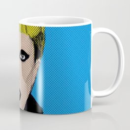 My First Photo in POP Art Coffee Mug
