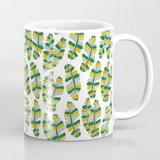 Banana Gold Leaves Mug