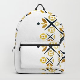 The Fence (Gold) Backpack