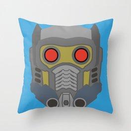 Legendary Star Lord (Yondu Blue) Throw Pillow