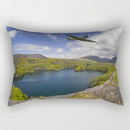 Spitfire Quarry Rectangular Pillow