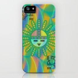 Kachina Weave iPhone Case