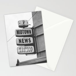 Midtown News Stationery Cards