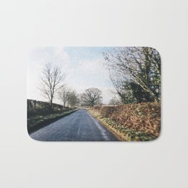 middle of the road in UK Bath Mat