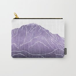 Colorado Mountain Ranges_Pikes Peak Carry-All Pouch