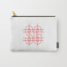 Studio Glmn (SG) logo Carry-All Pouch