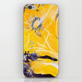 Illumination of the Shadow Caster iPhone Skin