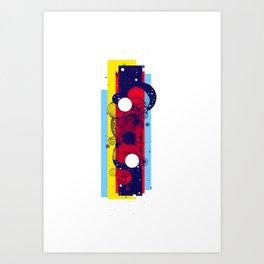 I Art Print