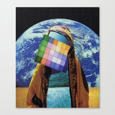 Atman Suffix Canvas Print