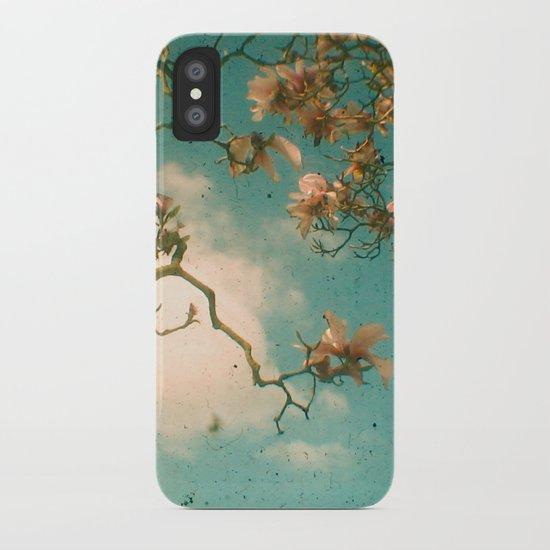 Magnolia Falls iPhone Case
