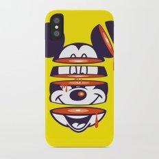 Defragmented!  iPhone X Slim Case