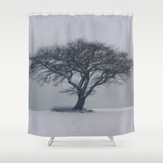 Ancient Tree Shower Curtain