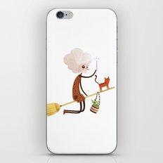 A WITCH iPhone Skin