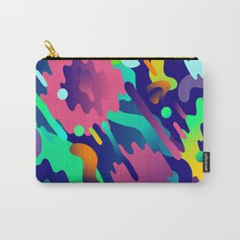Splash Pattern Carry-All Pouch