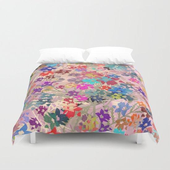 Flower carpet(41). Duvet Cover